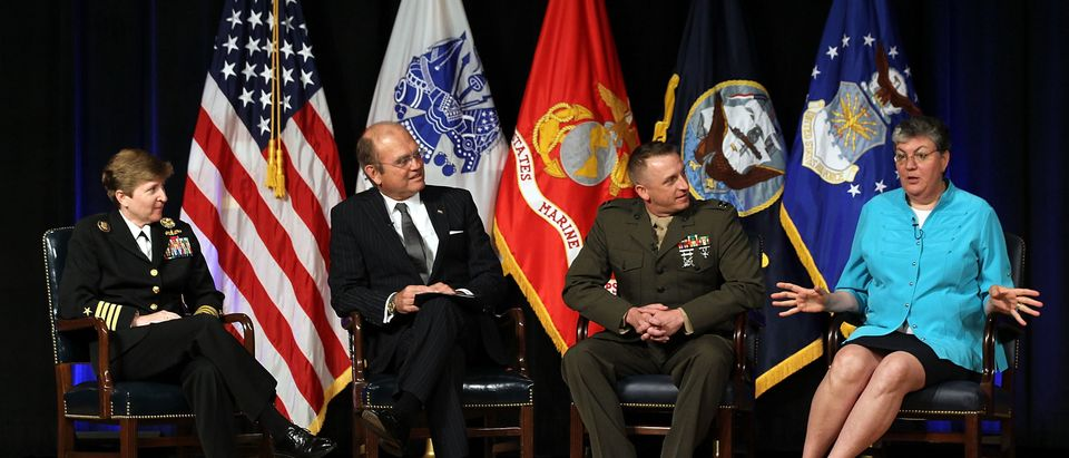 Pentagon Holds Event Marking Gay Pride Month