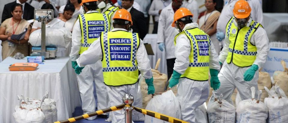 SRI LANKA-CRIME-DRUGS