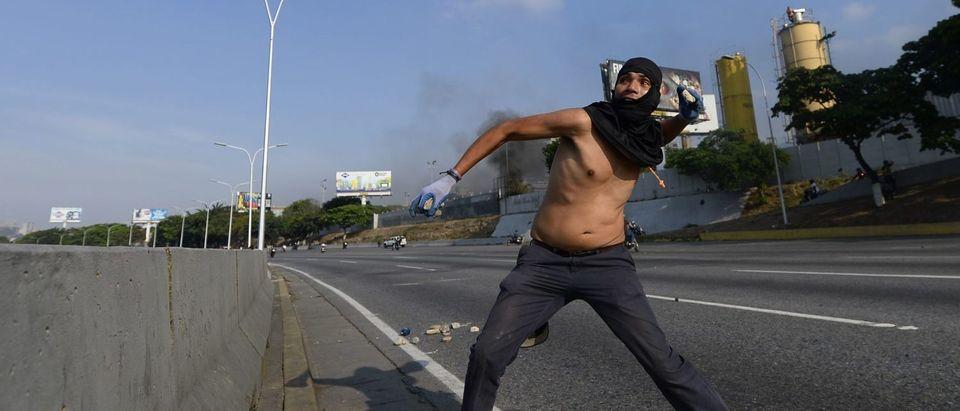 VENEZUELA-POLITICS-CRISIS