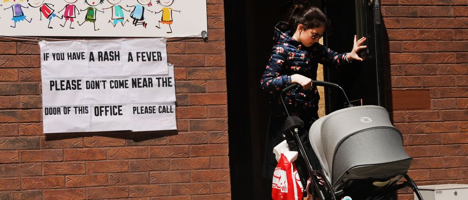 Mayor De Blasio Declares Public Health Emergency In Parts Of Williamsburg For Measles Outbreak