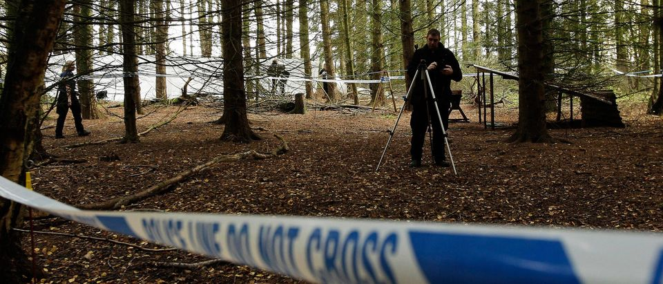 Police Search Redhill Farm For The Body Of Kate Prout