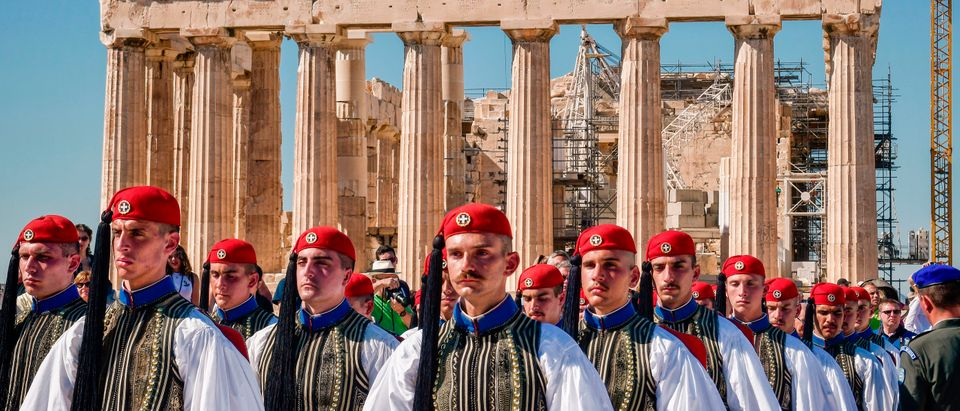 GREECE-GERMANY-HISTORY-WWII-COMMEMORATION