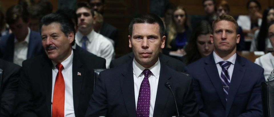 Customs And Border Protection Commissioner McAleenan Testifies To Senate Finance Committee On Trade And Commerce At U.S. Ports