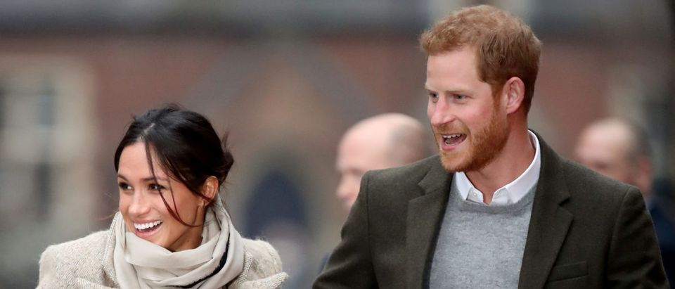 Prince Harry and Meghan Markle Visit Reprezent (Photo by Chris Jackson/Getty Images)