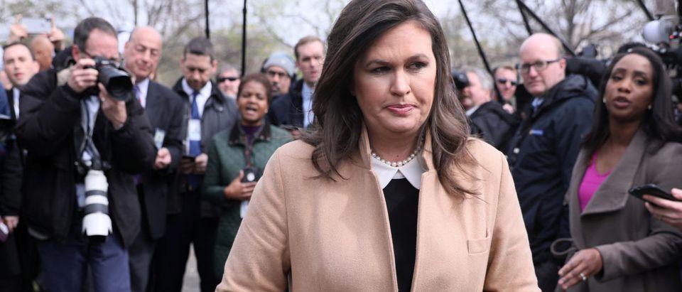 Sarah-Sanders-Reuters