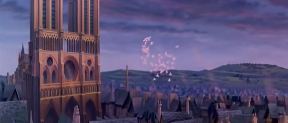 "Disneys ""Humpback of Notre Dame"" movie screenshot/ YouTube"
