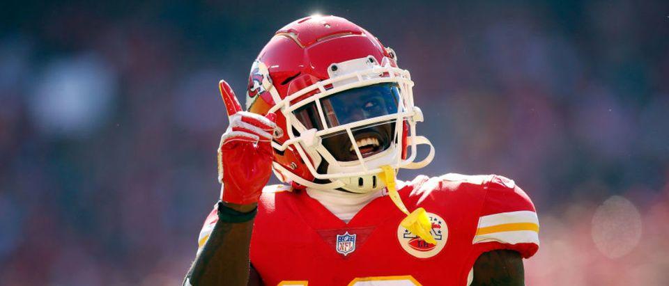 Denver Broncos v Kansas City Chiefs (Photo by David Eulitt/Getty Images)