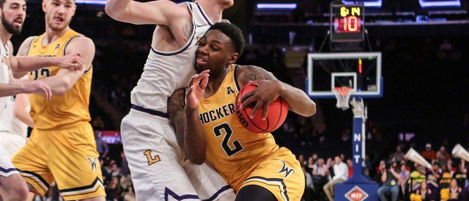 NCAA Basketball: NIT Semifinal-Lipscomb vs Wichita State