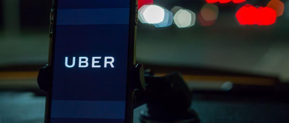 Women File Lawsuit Against Uber Shutterstock OGI75