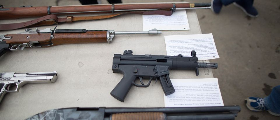 Los Angeles County Sheriff's Office Holds Annual Confiscated Gun Melt