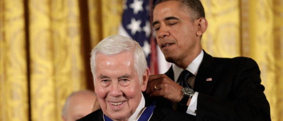 Richard Lugar Dead At 87