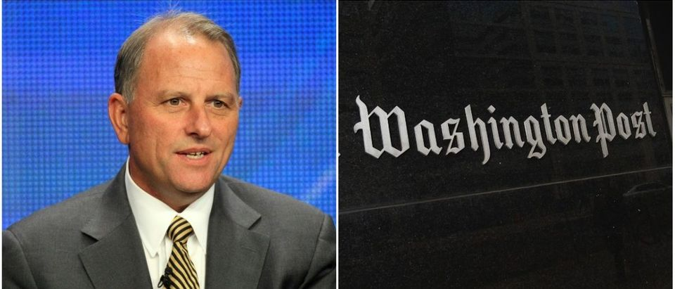 Left: Jeff Fager (Getty Images), Right: The Washington Post (Reuters)