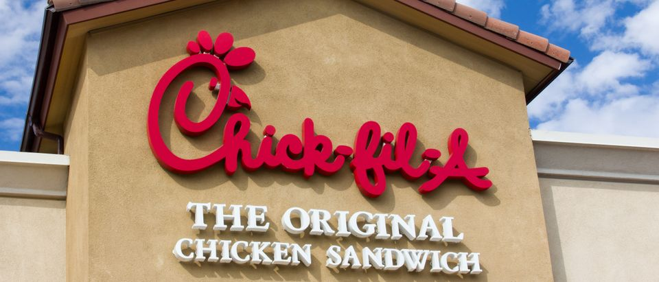Chick-fil-A is booted from NY airport. Shutterstock Ken Wolter