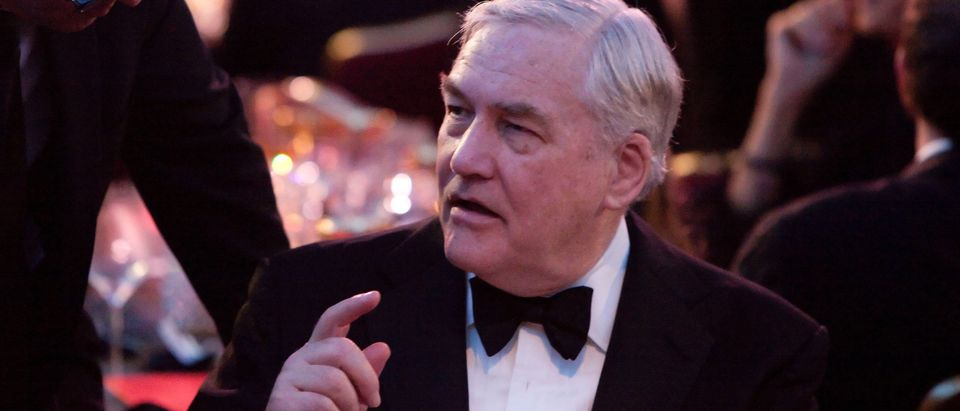 Conrad Black attends the Scotiabank Giller Prize at the Ritz-Carlton in Toronto