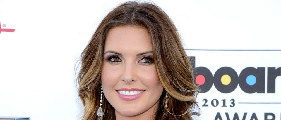 Actress Audrina Patridge arrives at the 2013 Billboard Music Awards at the MGM Grand Garden Arena on May 19, 2013 in Las Vegas, Nevada. (Photo by Jeff Bottari/Getty Images)