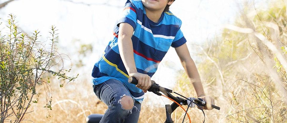 Bike In The Background