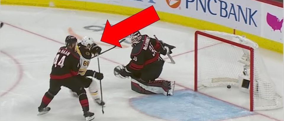 Boston Bruins (Credit: Screenshot/YouTube Video https://www.youtube.com/watch?v=6mvnII47d-8)