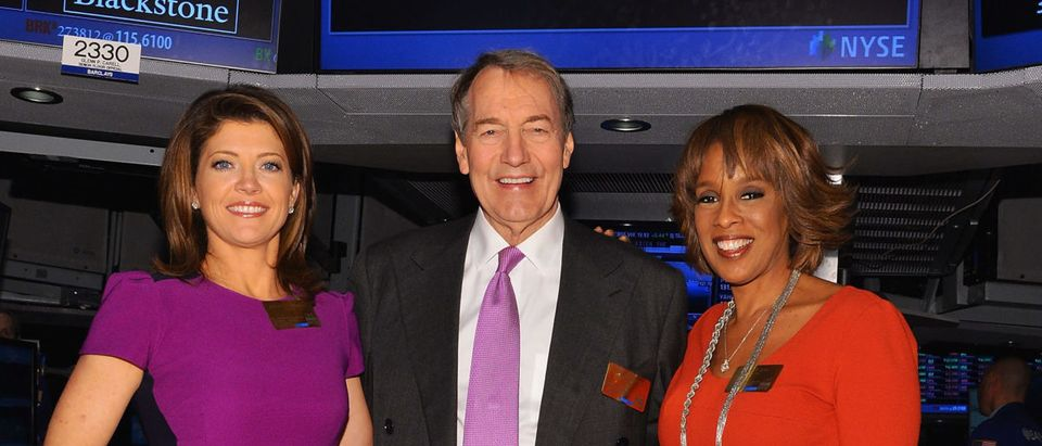 """""""CBS This Morning"""" Co-Hosts Ring THE NYSE Closing Bell"""
