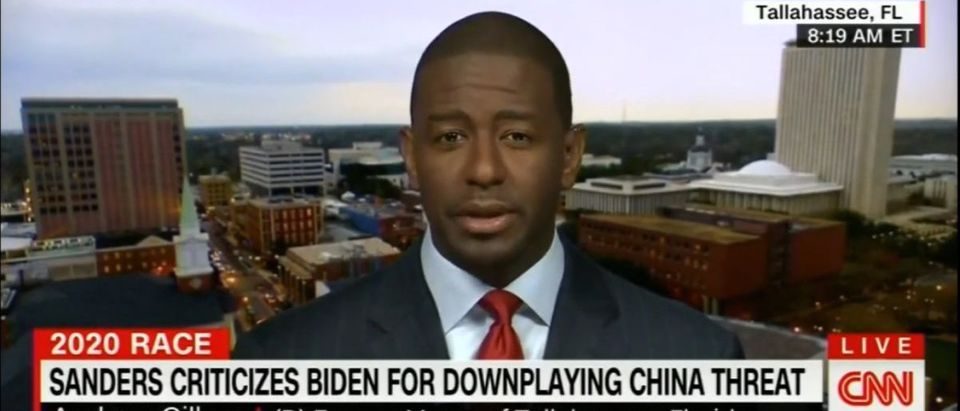 CNN's Andrew Gillum Tells Joe Biden It's A Mistake To Underestimate China -- CNN New Day 5-3-19