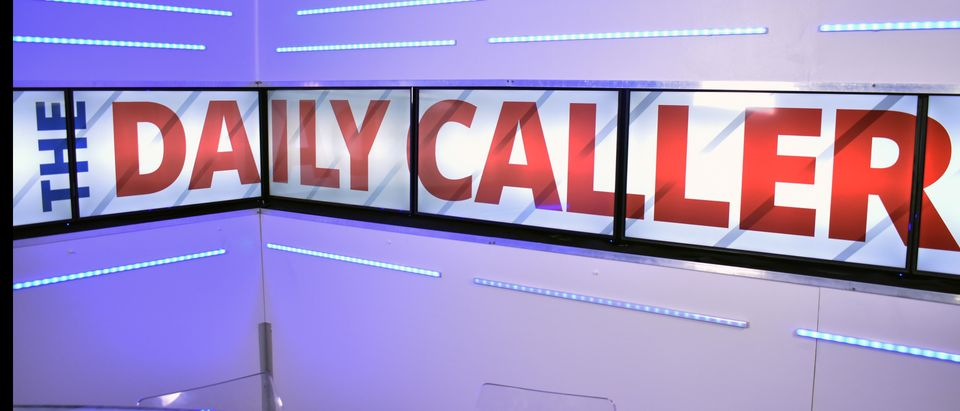 Daily Caller studio
