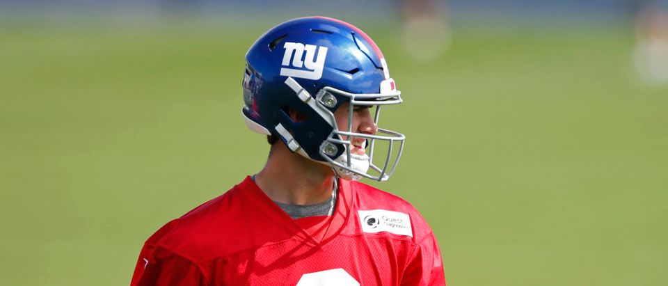 NFL: New York Giants-OTA