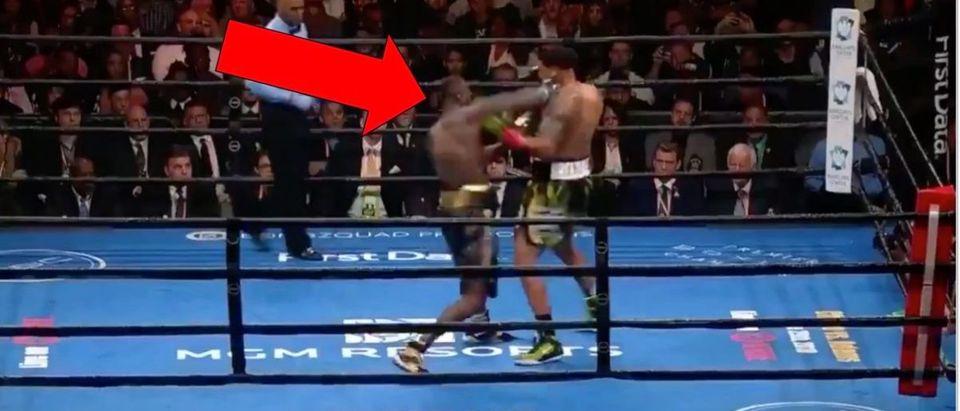 Deontay Wilder (Credit: Screenshot/Twitter Video https://twitter.com/SportsCenter/status/1129951821290790914)