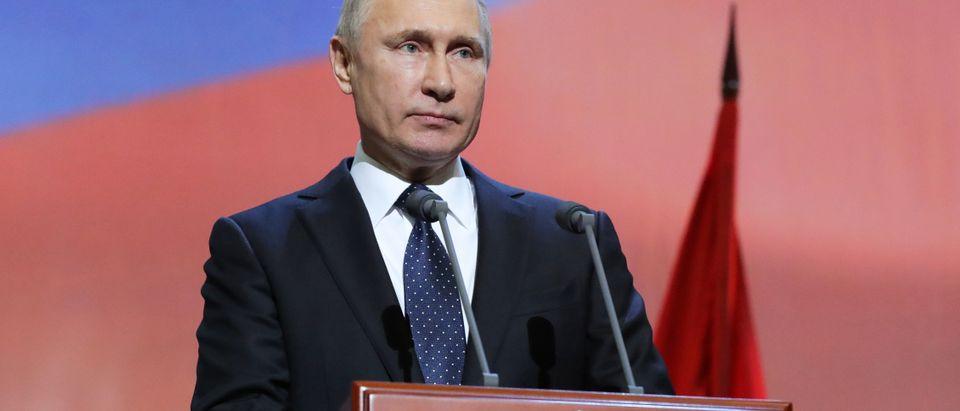 RUSSIA-POLITICS-HISTORY-PUTIN