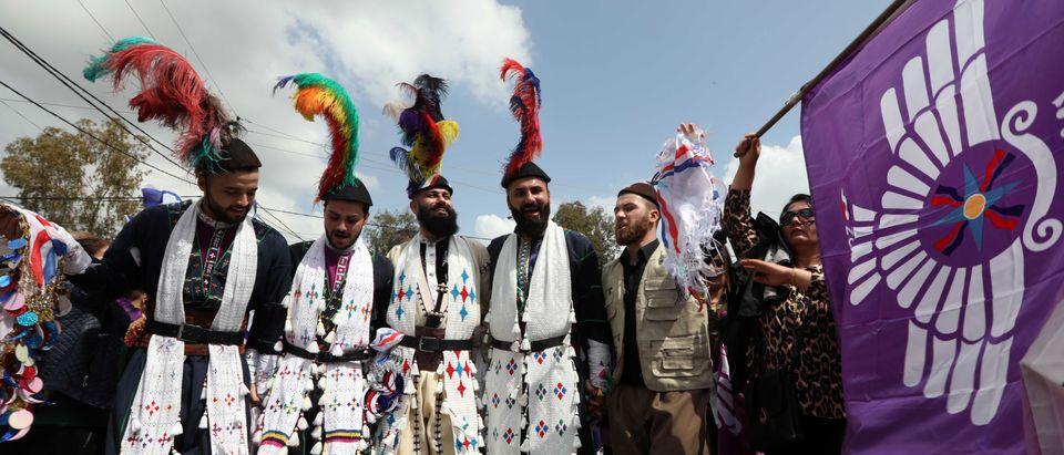 IRAQ-ASSYRIAN-RELIGION