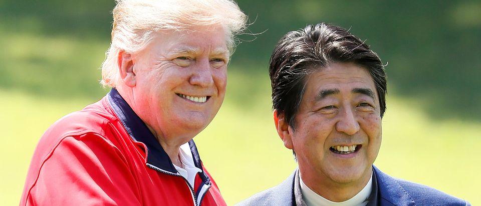 TOPSHOT-JAPAN-US-DIPLOMACY