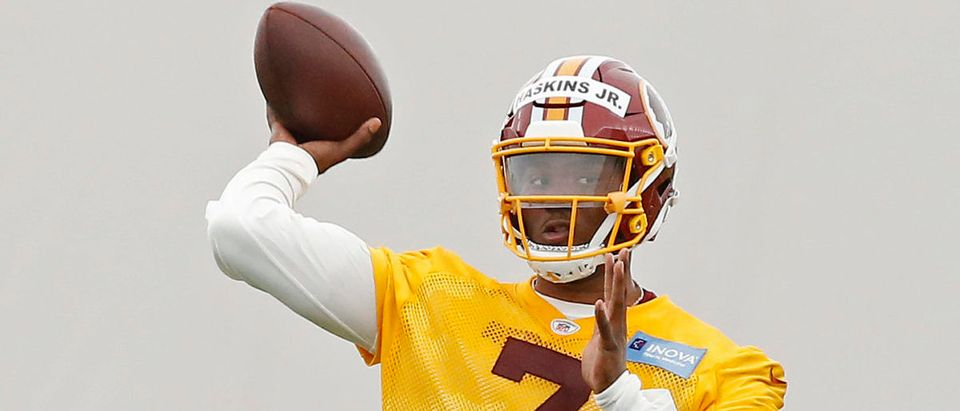 NFL: Washington Redskins-Rookie Minicamp