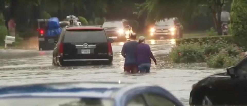 Houston Rain