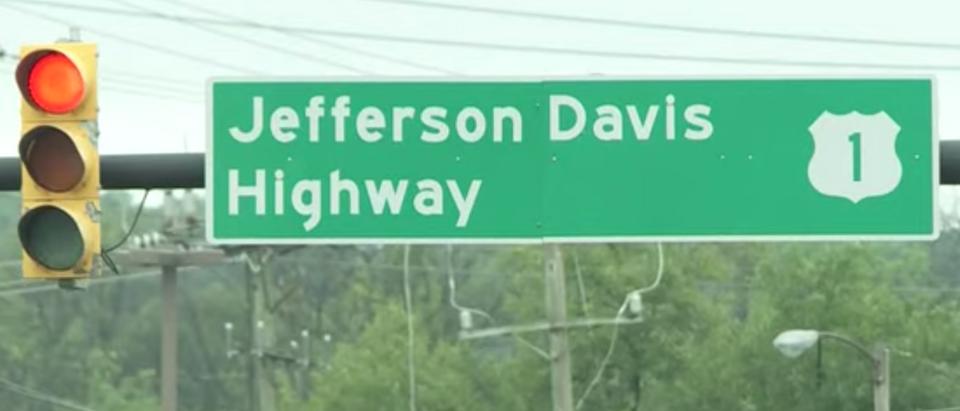 Jefferson Davis Highway, Arlington, VA