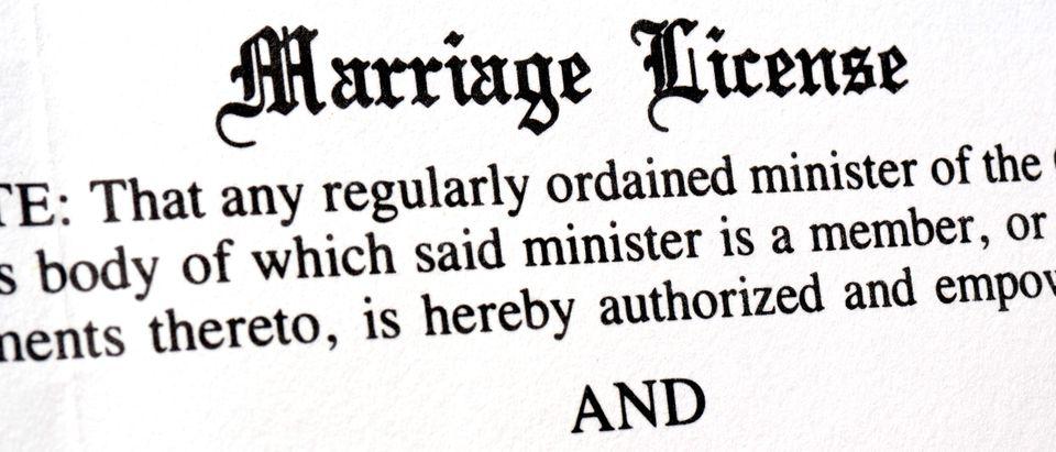 Alabama votes to end marriage licenses. Lane V. Erickson, Shutterstock
