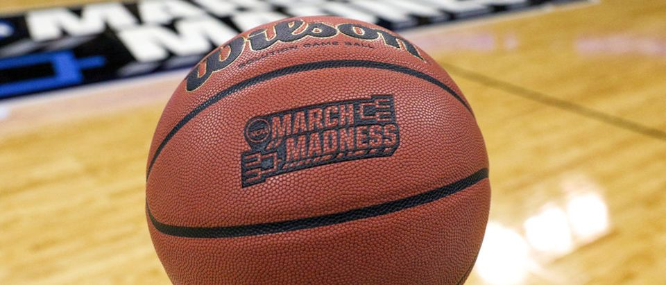 March Madness Logo (Credit: Shutterstock/Al Sermeno Photography)