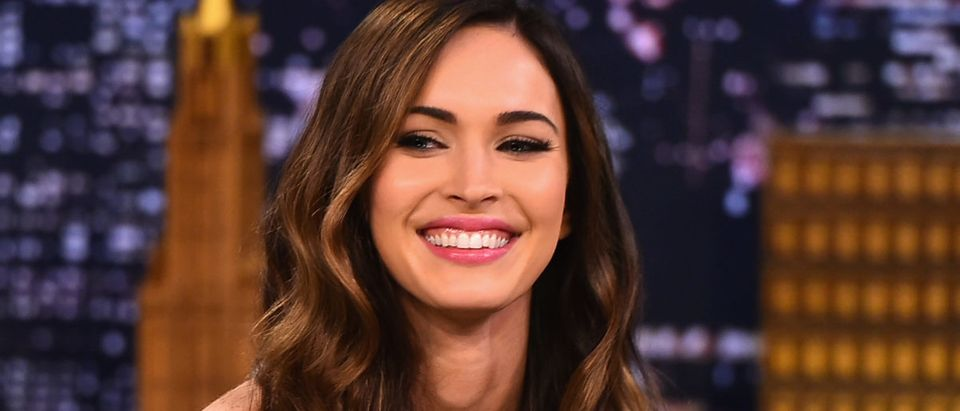 "Megan Fox Visits ""The Tonight Show Starring Jimmy Fallon"""