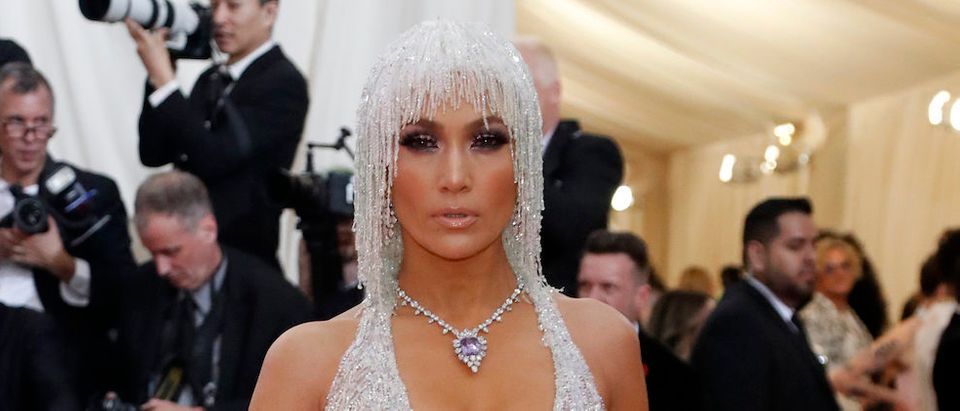 Metropolitan Museum of Art Costume Institute Gala - Met Gala-Camp: Notes on Fashion - Arrivals- New York City, U.S. - May 6, 2019 - Jennifer Lopez. REUTERS/Mario Anzuoni