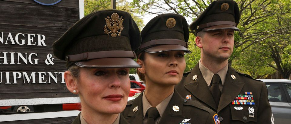 New US Army Uniforms (Photo: U.S. Army Photo)