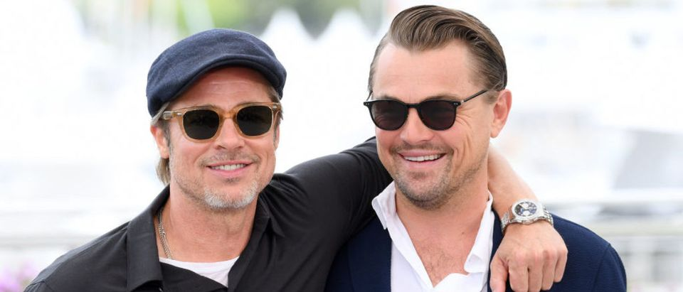 """""""Once Upon A Time In Hollywood"""" Photocall - The 72nd Annual Cannes Film Festival (Photo by Gareth Cattermole/Getty Images)"""