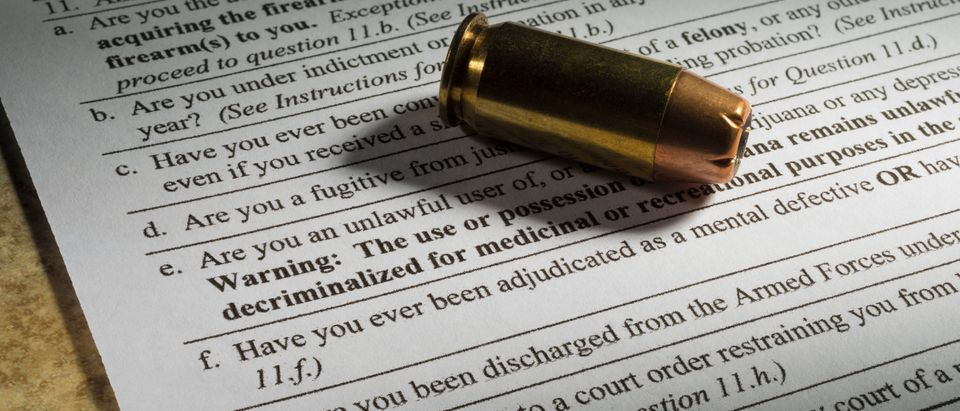 Gun License Application