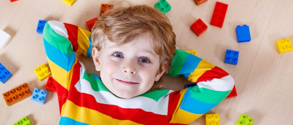 Daycare may make children stupider.Romrodphoto Shutterstock