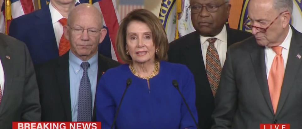 Nancy Pelosi (CNN Screenshot)