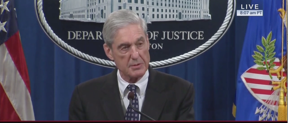 Robert Mueller (CSPAN: May 29, 2019)