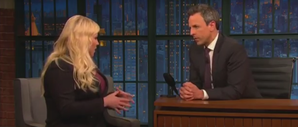 Meghan McCain Rips Seth Meyers For Defending Ilhan Omar Late Night with Seth Meyers 5-07-19