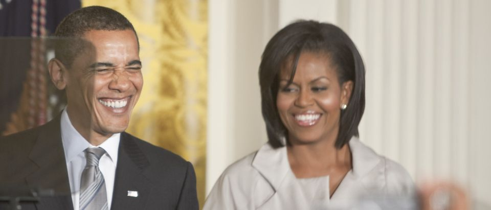 Barack and Michelle Obama Launch Production Company Shutterstock, K2 images