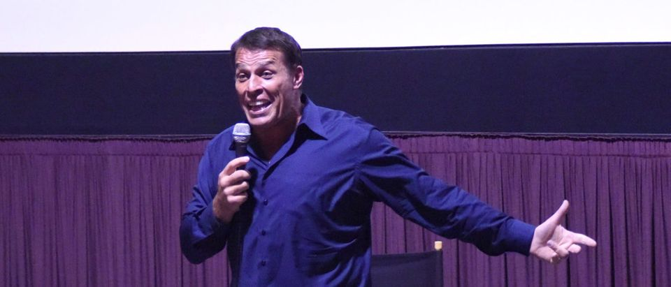 "Celebration Of The Release Of Joe Berlinger / Tony Robbins Documentary ""I Am Not Your Guru"""