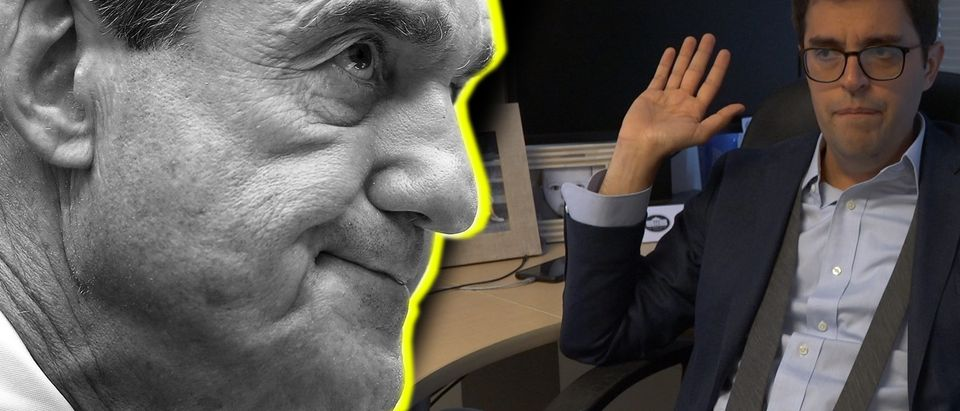 Robert Mueller, Vince Coglianese (Daily Caller)