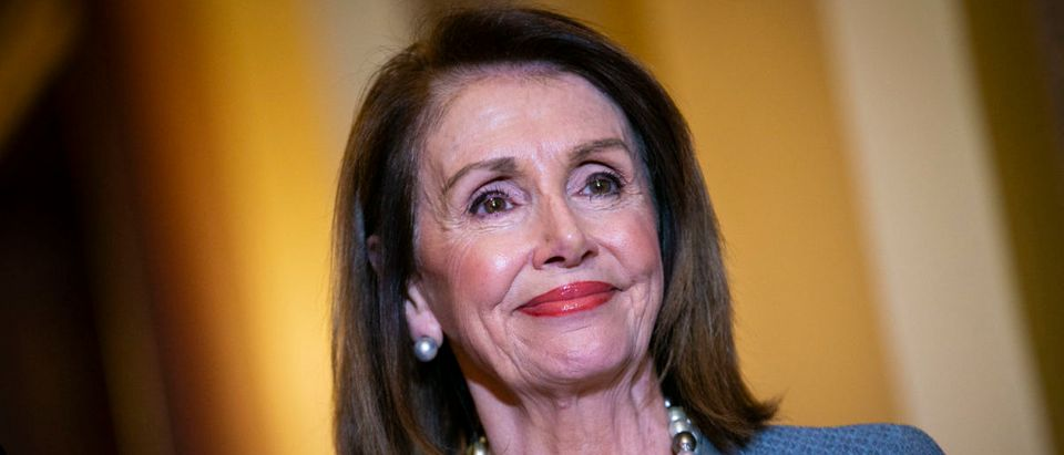 U.S. Speaker of the House Nancy Pelosi is pictured. (Al Drago/Getty Images)