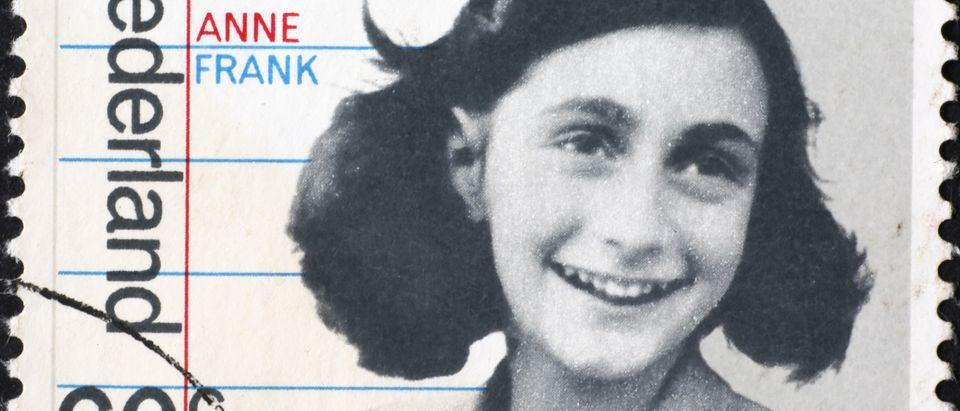 Anne Frank sexualized, Spatuletail Shutterstock.