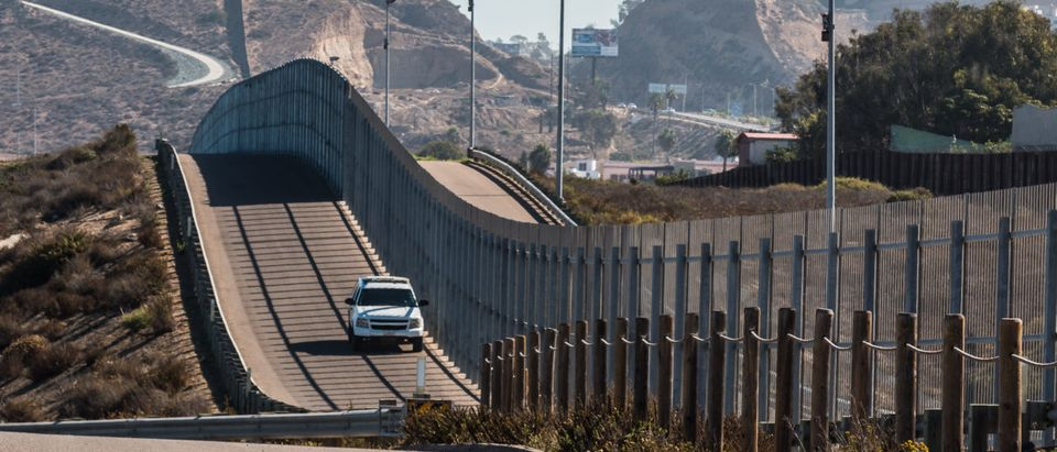 CBP Vehicle. Shutterstock