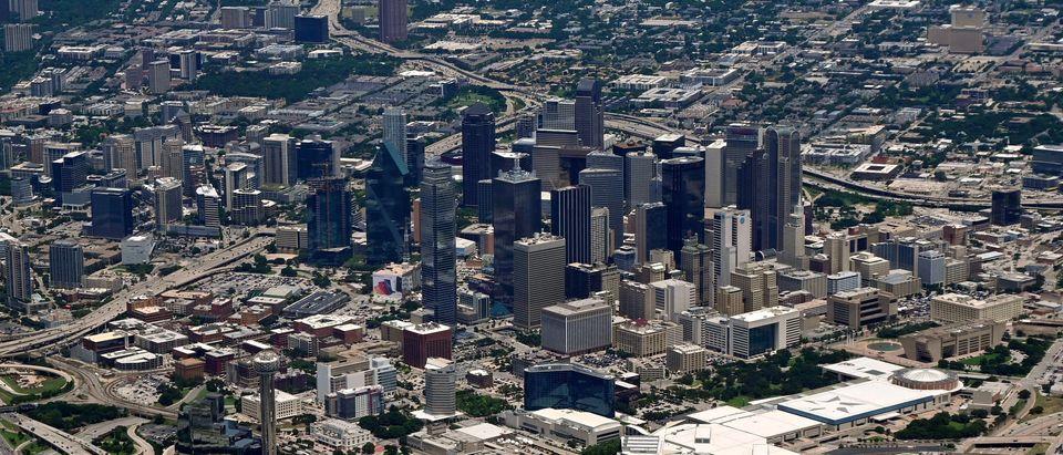 US-DALLAS-CITYSCAPE
